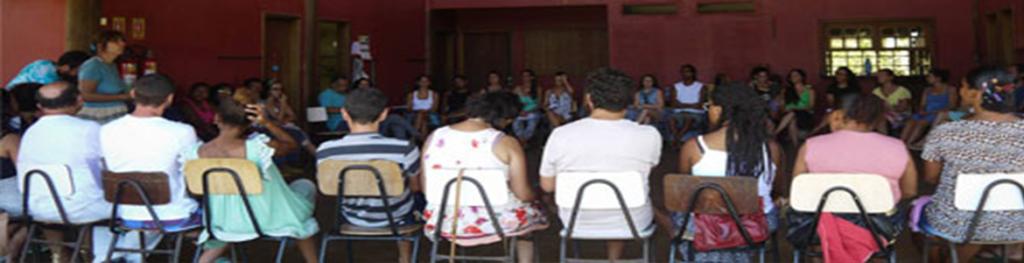 Aberta à comunidade, escola assume papel na transformação do território