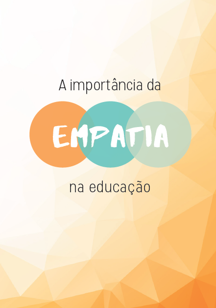 Capa do livro 'A Importância da Empatia na Educação'.