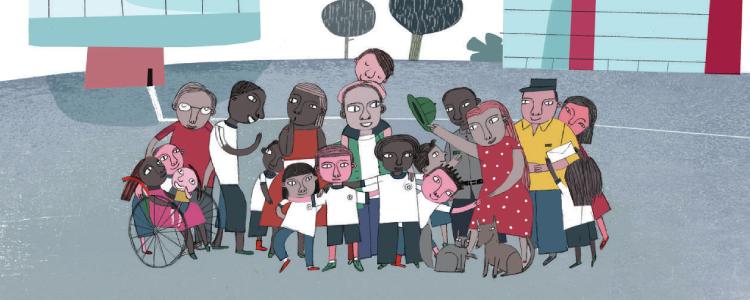 Material - Respeito na escola: educação e direitos humanos