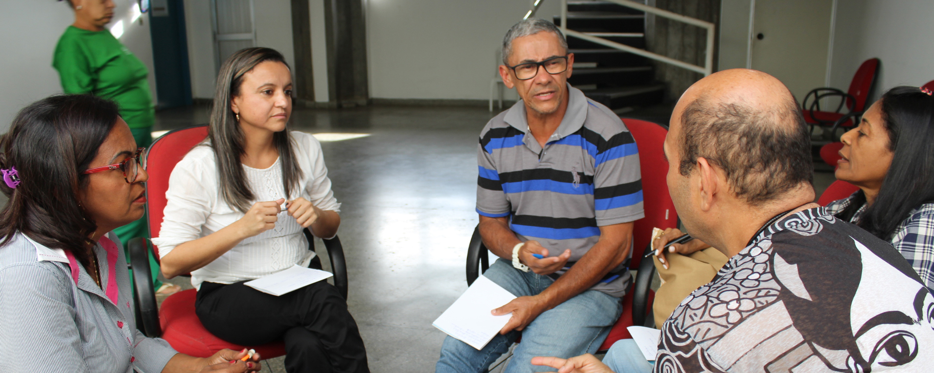 Jornada de Educação Transformadora na Secretaria de Educação da Bahia