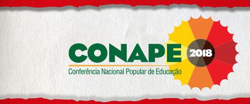 CONAPE 2018 - Manifesto em defesa da educação pública
