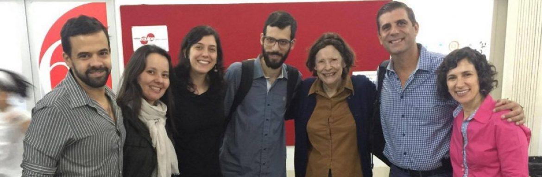 Colégio Equipe recebe liderança de Escola Transformadora da Venezuela