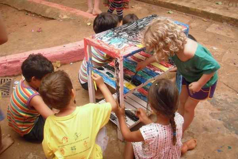 Programa global reconhece Vivendo e Aprendendo como Escola Transformadora