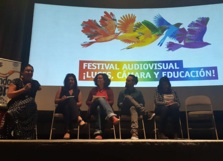 Festival discute el rol del arte y la comunicación para sensibilizar e informar sobre la diversidad y el derecho a la identidad