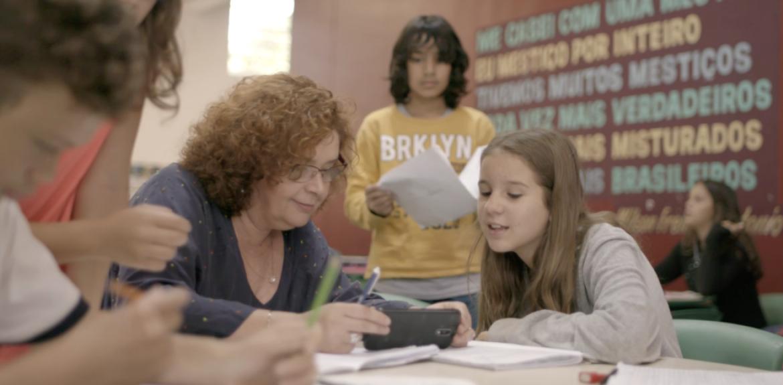 """Primeiro episódio da série """"Corações e mentes, escolas que transformam"""" pode ser assistido online"""