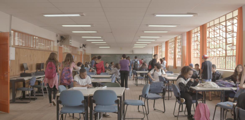 Escolas testam modelos que deixam para trás a velha ideia do professor que só despeja conteúdo