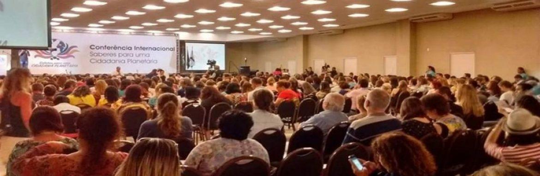 Conferência Internacional Saberes para uma Cidadania Planetária