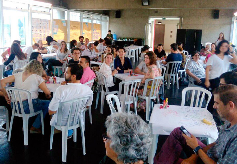 Serta participa de seminário das Escolas Transformadoras do Brasil