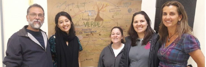 Escolas Transformadoras Amigos do Verde (RS) e Vila Verde (GO) promovem roda de conversa sobre educação