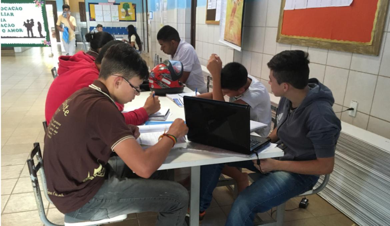 Programa muda educação de crianças e adolescentes no Brejo