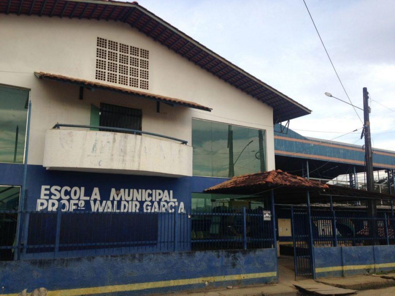 Escola em Manaus abre portas para a comunidade e para o protagonismo