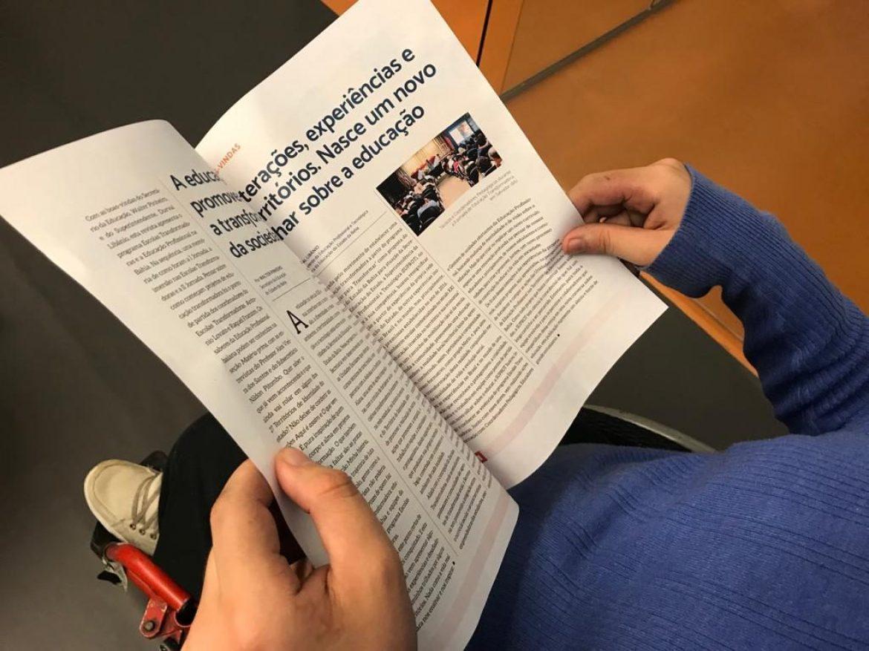 Revista relata experiências transformadoras da rede de Educação Profissional da Bahia