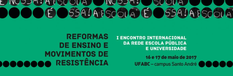 IFPR Jacarezinho participa de Encontro Internacional da Rede Pública