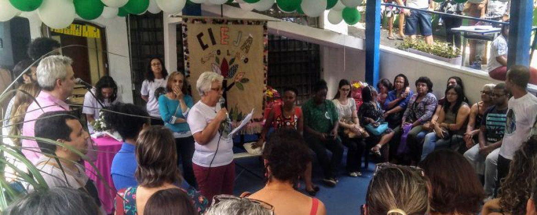 CIEJA Campo Limpo comemora 20 anos construindo pontes entre a escola e a comunidade