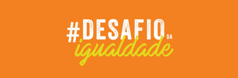 Representantes das Escolas Transformadoras Amorim Lima e Equipe participam de campanha sobre igualdade de gênero