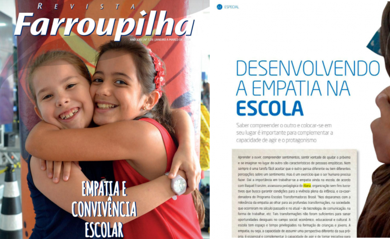 Desenvolvendo a empatia na escola