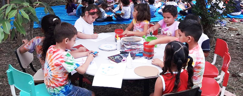 CMEI Hermann Gmeiner: uma escola da infância que transforma vidas e corações