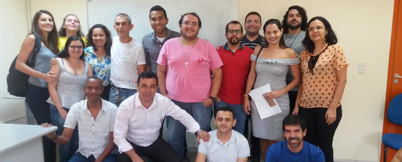 Comitiva da Sedeuc da Bahia e da Rede de Escolas Transformadoras visita a Eideia