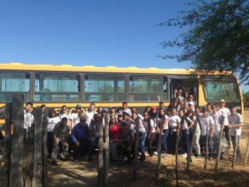 Imersão e visitas na Alan Pinho Tabosa - Escolas Transformadoras