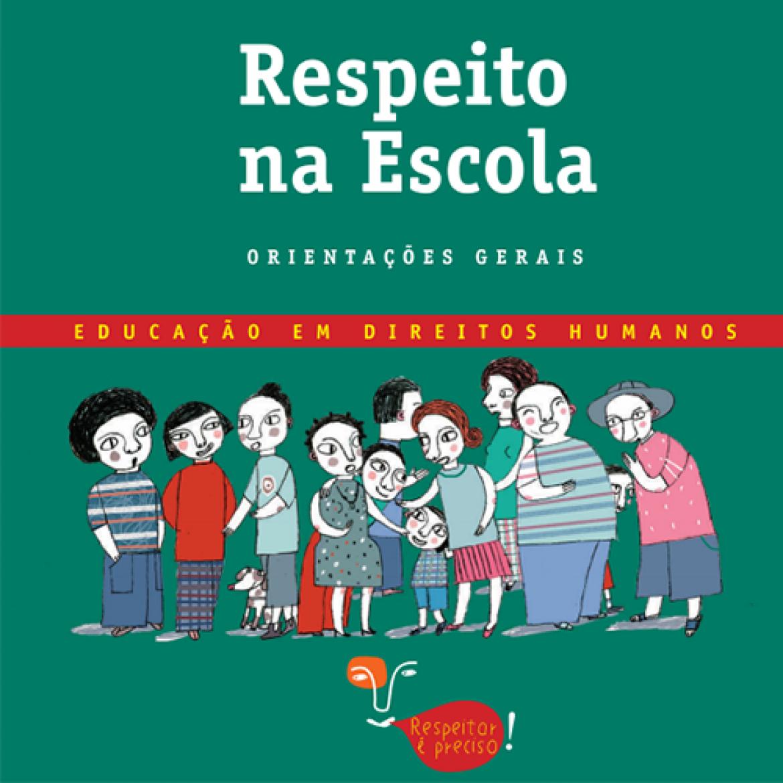 Material da Prefeitura de São Paulo discute educação e direitos humanos